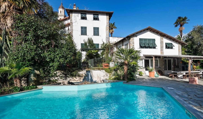 Villa avec jardin et terrasse San Massimo