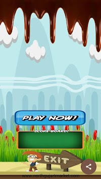 Hungry For Cake Jump apk screenshot