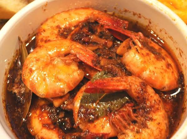 Donna's Bbq Shrimp & Sauce Recipe