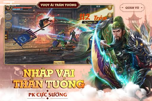 Đỉnh Phong Tam Quốc - Dinh Phong Tam Quoc 8.0.704 screenshots 2