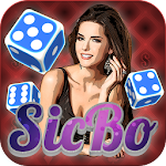 Sic Bo Da Xiao Casino Game Icon