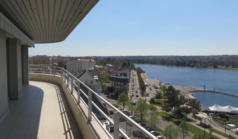 Appartement avec terrasse Vichy