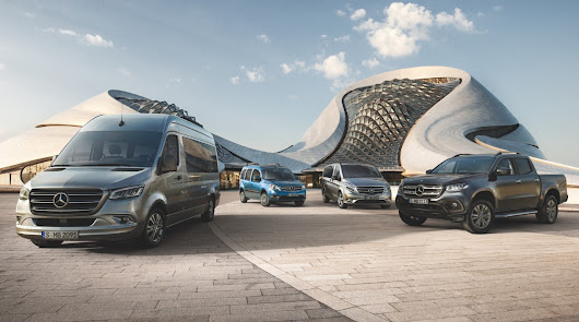 Grupo Saveres dispone de toda la gama de furgonetas Mercedes-Benz