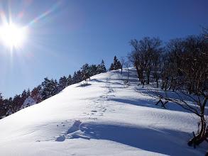 雪山っぽく