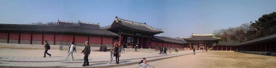 Photo: Changdeokgung Palace is one of the Five Grand Palaces.