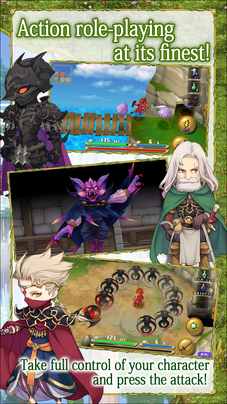 Adventures of Mana screenshot #3