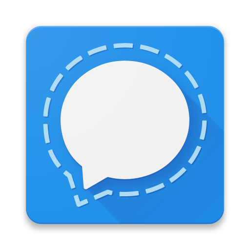 Signal Private Messenger (app)