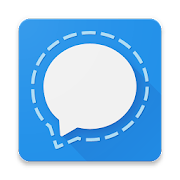 Signal Private Messenger app analytics