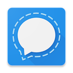 Signal Private Messenger Icon