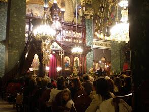 Photo: Easter - Midnight Mass, Mytilene Lesvos