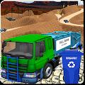 Offroad Garbage Truck Simulator 2018: Trash Driver download