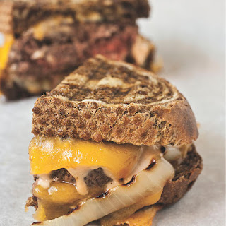 Cheeseburger Patty Melt