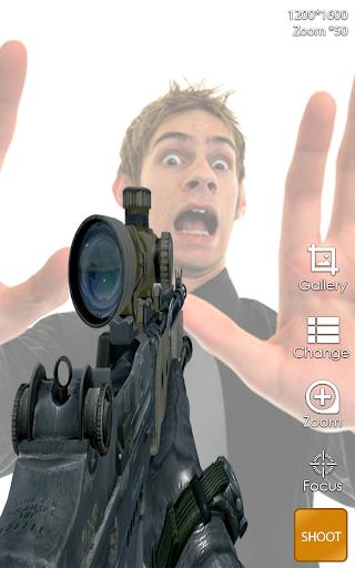 玩免費娛樂APP|下載ガンズカメラ - 3Dスナイパー app不用錢|硬是要APP