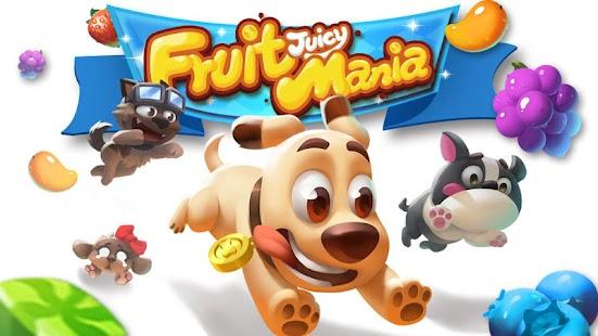 Fruit Juicy Mania - náhled