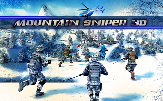 Mountain Sniper Killer 3D FPS Mod v1.1 APK