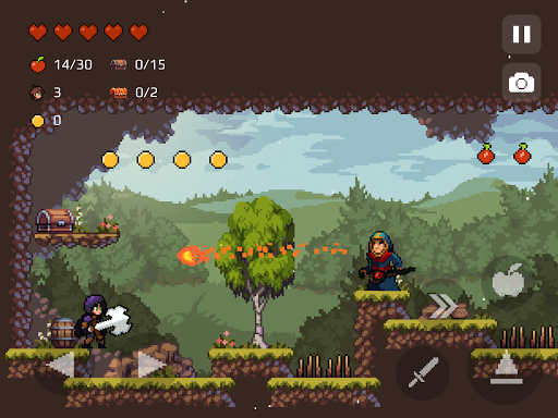 Apple Knight: Action Platformer 2.1.2 screenshots 10