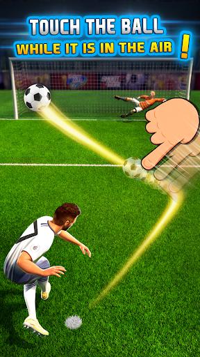 Shoot Goal: Ligue Mondiale 2018 Jeu de Foot fond d'écran 2