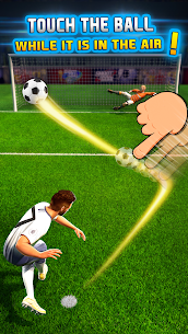 Shoot Goal: World Leagues Soccer Game 2.1.14 Mod + Data for Android 2