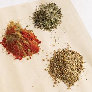 Salt-Free Herb Rub