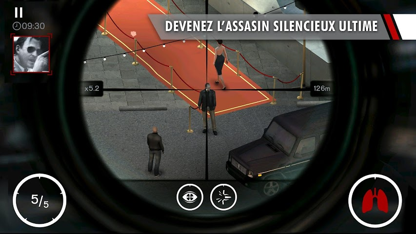 android Hitman: Sniper Screenshot 13
