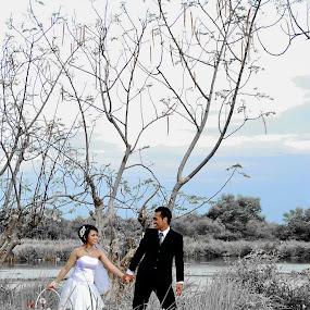 pursue future by Yulianto Efendy - Wedding Other