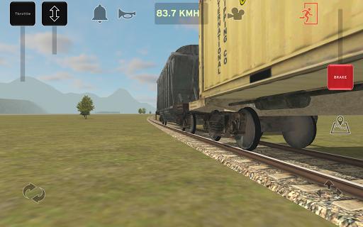 Train and rail yard simulator 1.0.3 screenshots 11