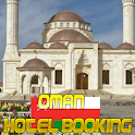 Oman Hotel Booking icon