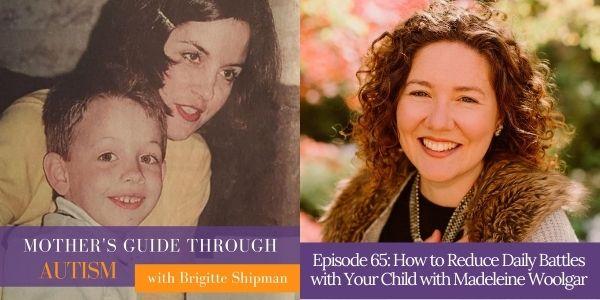 Mother's Guide Episode 65 Madeleine Woolgar