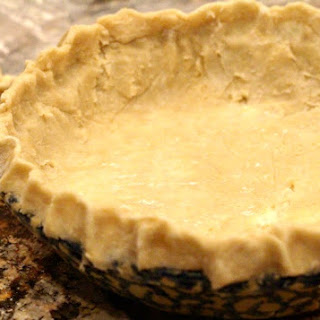 Vodka Pie Crust Recipe