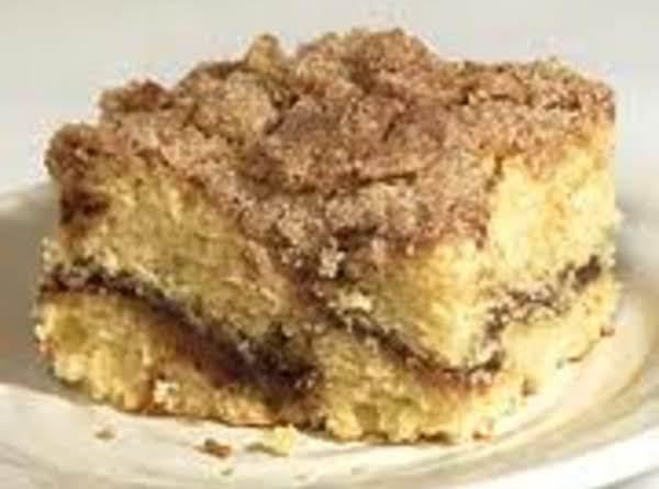 Mama Robin's Coffee Cake Recipe