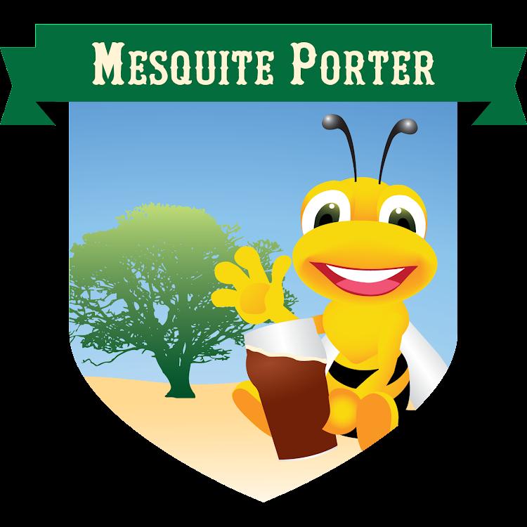 Logo of Button Mesquite Porter