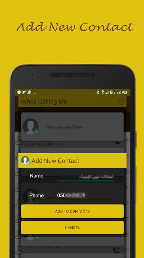Who's Calling Me KSA 2.7 screenshots 6