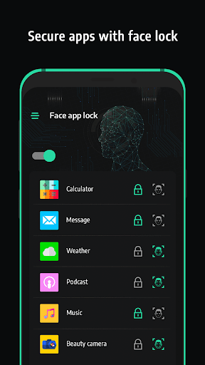 Applock with Face ss1