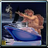 Navy Gunship Strike-Commando