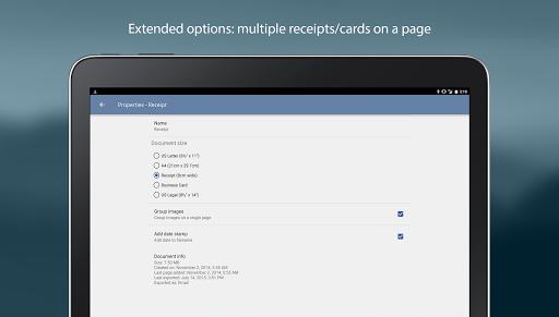 TurboScan: scan documents & receipts in PDF 1.5.1 screenshots 12