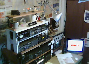 Photo: Station WB9OTX June 19, 2012