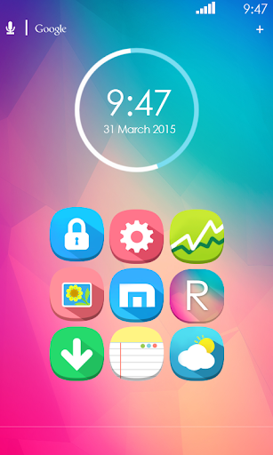 Rox UI - Icon Pack