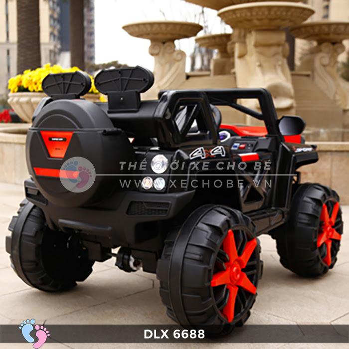 Xe điện địa hình cho bé DLX-6688 9