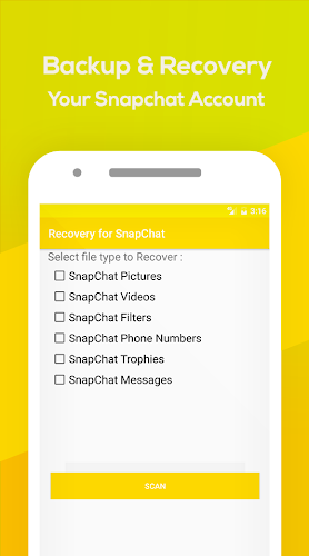 Recovery for Snapchat APK 1 2
