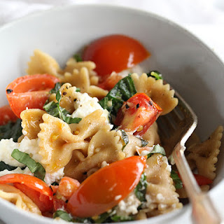 Bowtie Pasta With Ricotta Cheese Recipes.