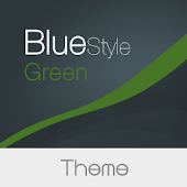 Blue Style  -  Green Theme