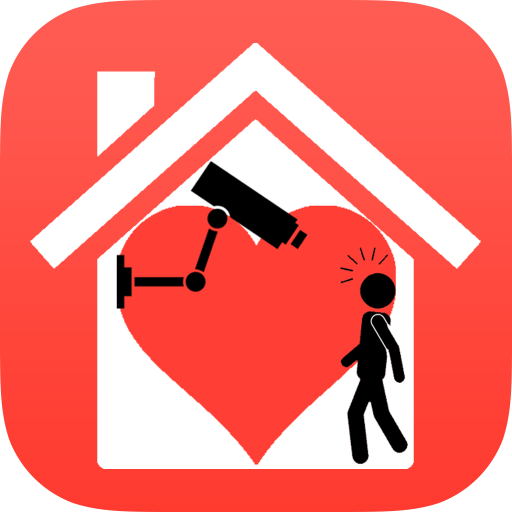 Smart Home Surveillance Picket - reuse old phones