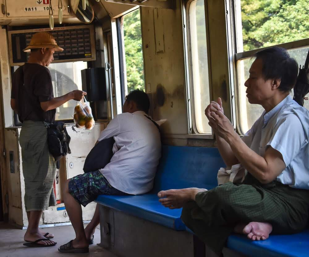 yangon+train+ride