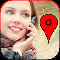 Track Caller Location icon
