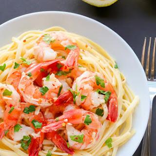 15-Minute Shrimp Scampi
