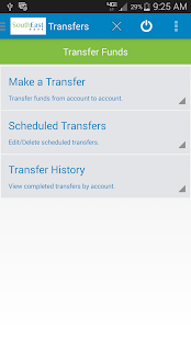 SouthEast Bank Mobile Banking - screenshot thumbnail