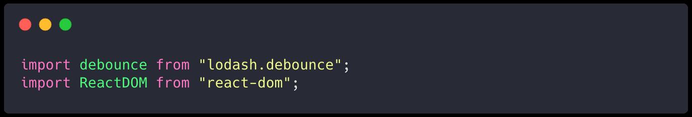 JavaScript. ¿Qué es Debouncing, y cómo implementarlo en Gatsby?