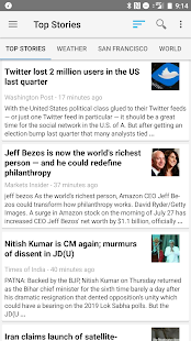 News Google Reader Pro- screenshot thumbnail