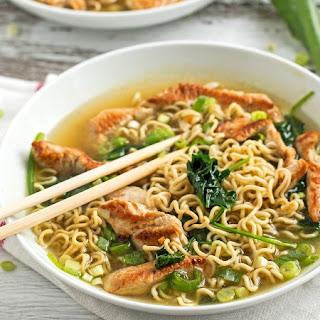 Ramen Noodle Bowl Recipes