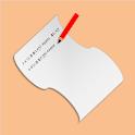 Make A List grocery list icon